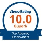 Best Employment Lawyer Avvo,com Ranking