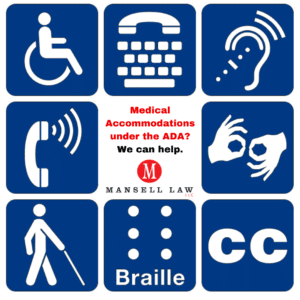 Medical and Disability Accommodation Attorneys ADA