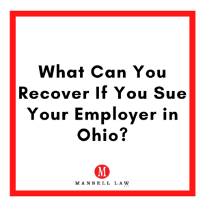 Wrongful Termination Settlements Ohio