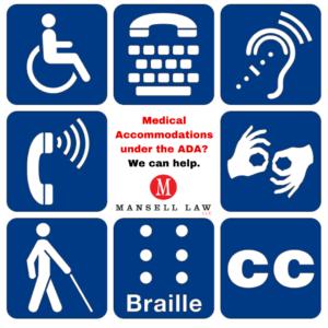 Disability ADA Discrimination Lawyer Columbus Ohio