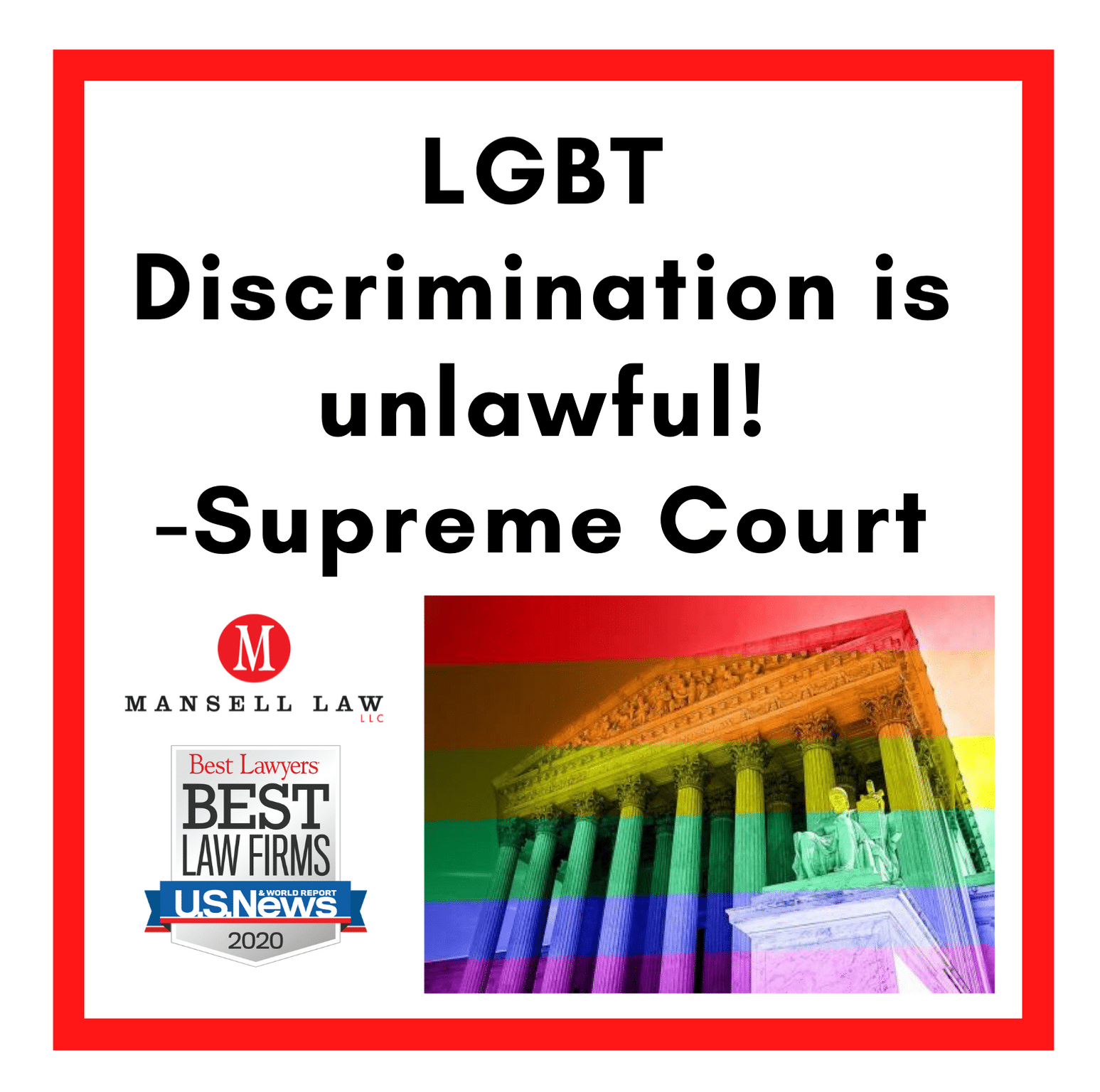 LGBT-Discrimination-Unlawful-Supreme-Court
